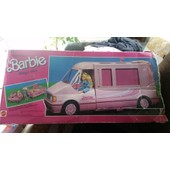 Barbie Camping Car