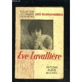 Eve Lavalliere de lucie delarue-mardrus