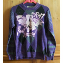Pull Violet Blend - Taille S