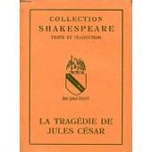 La Tragedie De Jules Cesar de william shakespeare
