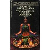 Yoga Natural Foods Cookbook de richard hittleman