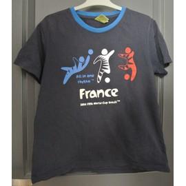 T-Shirt Football12 Ans Bleu