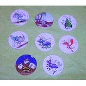 Lot De Pogs : Bugs Spratters