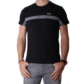 Tee Shirt Hugo Boss Tee 3 Noir
