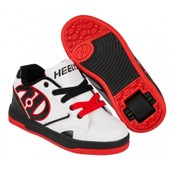 Heelys Chaussure � Roulette Propel 2.0 770599 White Black Red (38)