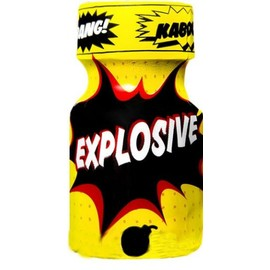 Poppers Propyle Explosive 9ml Push Poppers