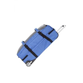 Torrente Sac � Roulettes Double Compartiment - Foxtrot Bleu