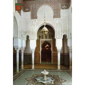 C.Postale : Maroc - Meknes - Mausol�e Moulay Ismail, Le Patio (1976)