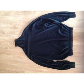 Pull Rodier Coton 54-56 Noir