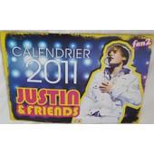Calendrier 2011 Justin Bieber