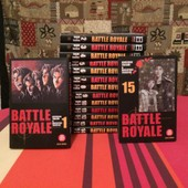S�rie Compl�te Battle Royale Tomes 1 � 15