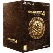 Uncharted 4 : A Thief's End - Edition Collector