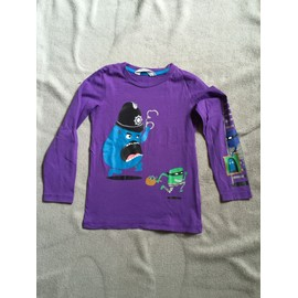 H&m T Shirt Manches Longues Taille 4/6 Ans