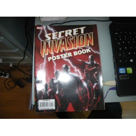 Secret Invasion Poster Book