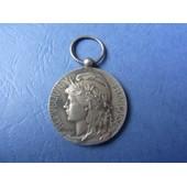 Medaille / Honneur - Travail / En Argent