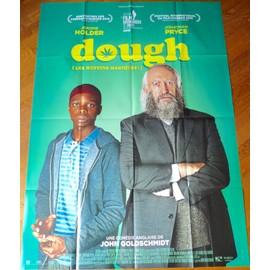Dough De John Goldschmidt Avec Jonathan Pryce, Malachi Kirby... - Affiche Originale De Film Format 120 X 160 Cm