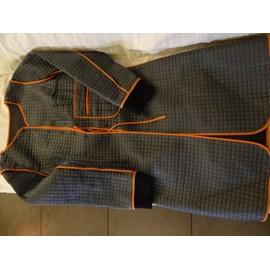 Manteau Cop Copine Polyester 38 Gris