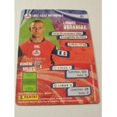 Carte Foot - Panini - Harry's - N� 41 - Losc Lille Metropole - Ludovic Obraniak