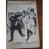Vive La Libert� Yvette Guilbert Illustration De Steinlen
