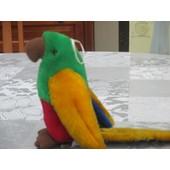Peluche Perroquet Multicolore