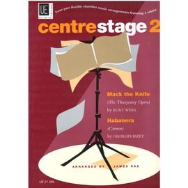 Centre stage2 Mack the knife et Habanera