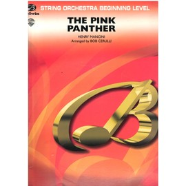 Strings Orchestra Beginning Level : The Pink Panther