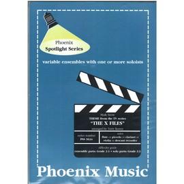Phoenix Spotlights series The x files