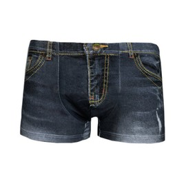 Boxer Sous-V�tement Sexy Slip Short Homme Cale�on Lingerie 3d
