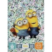 Minions Collection Jeu Trading Card Topps N� 29