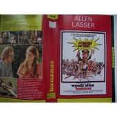 Jaquette Du Film.Bananas(1971).R�alisation.Woody Allen Avec Woody Allen,Louise Lasser,Carlos Montalban