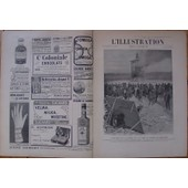 L'illustration 3321 Incendie Longchamp - Alesia Izernore - La Chasse - Epernon - Albert Guillaume