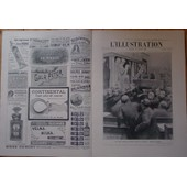 L'illustration 3308 Duel Sarraut/Pugliesi-Conti - Longchamp - Chutes Iguazu - Rockefeller