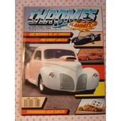 Chromes Et Flammes N�73 Magazine -Jay Ohrberg-Hot Rod Lincoln-Norwood Ferrari-Cobra Sumo-Cox Col Look-Corvette Roadster 58-Gotornationals-Airbush-Chevy Coup� 1934