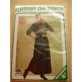 Patron De Paris N� 5917 Mode Express Super Simple Tunique Et Jupe Taille 36 � 46