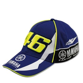 Casquette M1 Yamaha Factory Racing Team Moto Gp Officiellle Valentino Rossi 46