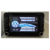 AUTORADIO GPS/MP3/TACTILE/DVD TID-7510SCIR pour VW - SEAT