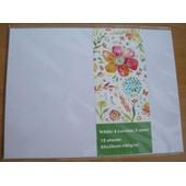 Papier � Dessin 180gr Blanc 240x320