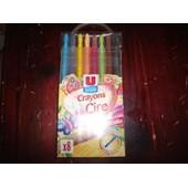 8 Crayon � La Cire