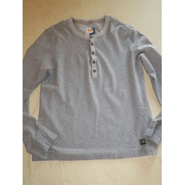 Hugo Boss Orange Taille Xl Superbe Sweat Shirt Gris Homme