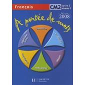 Fran�ais Cm2 A Port�e De Mots de Jean-Claude Lucas