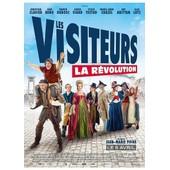 Les Visiteurs, La R�volution - Blu-Ray de Jean-Marie Poir�