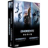 Divergente - Coffret : Cinq Destins, Un Seul Choix + L'insurrection + Au-Del� Du Mur de Neil Burger