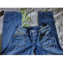 Jean Diesel Reckfly Special Coton W29 L34 Bleu