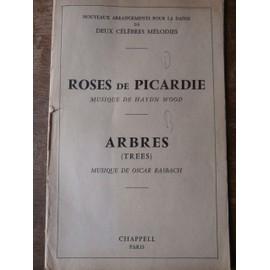 Roses de Picardie Arbres