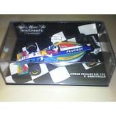 Jordan Peugeot Barrichello Ejr 195