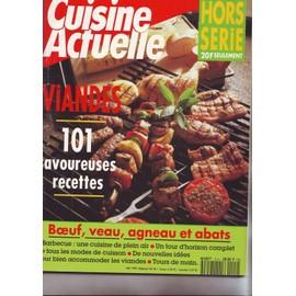 Cuisine Actuelle Mai 1992