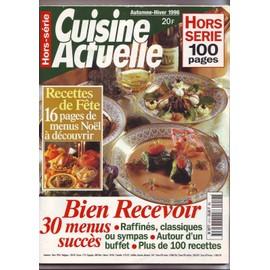 Cuisine Actuelle Hors Serie Automne Hiver 96