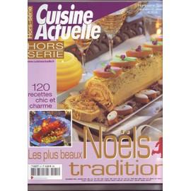 Cuisine Actuelle Hors Serie Decembre 2002