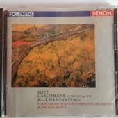 Bizet : L'arl�sienne Suites N � 1et N � 2 ; Jeux D'enfants Op.22 - Tokyo Metropolitan Symphony Orchestra