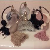 Lot De 6 Flacons (Vide) Parfum � Pompe Rechargeable